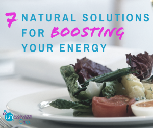 7 Natural Solutions for Boosting Your Energy
