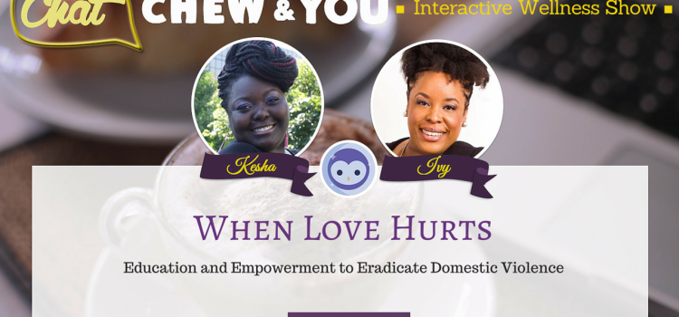 When Love Hurts: On Domestic Violence and Abuse (Replay Video)