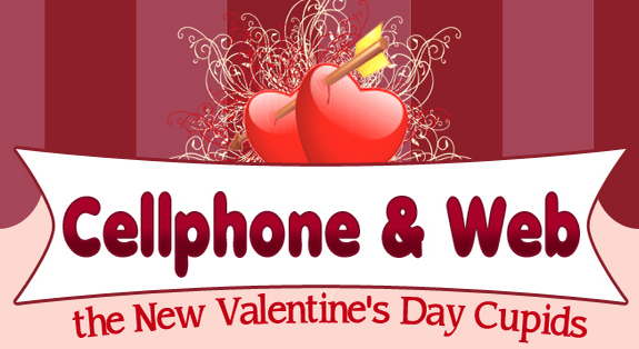 Tech Up for Valentine's Day! Infographic
