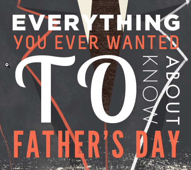Fantastic Facts About Father's Day (Infographics)