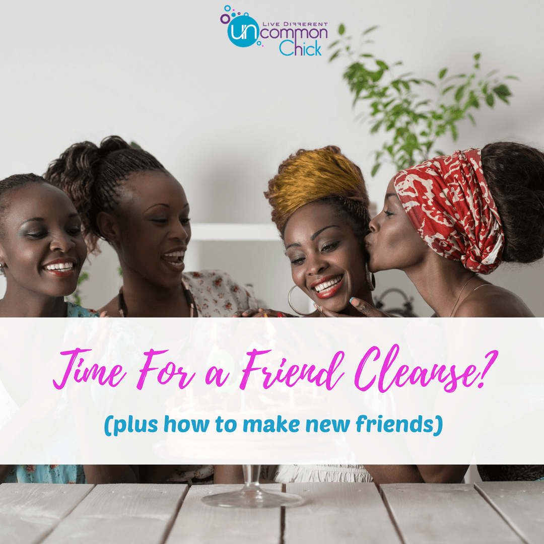 Friend-Cleanse