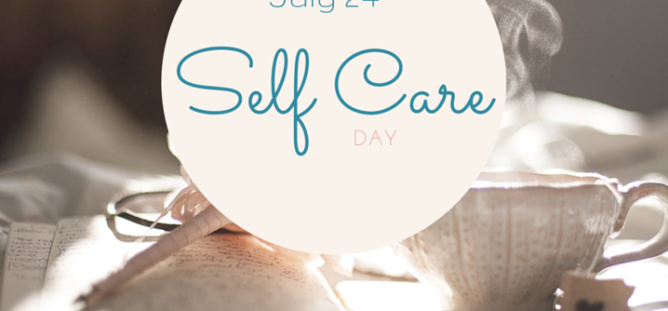 Self-Care Goes Global (but why don't you do it?)