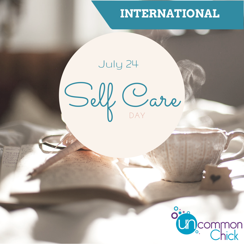 International Self Care Day July 24