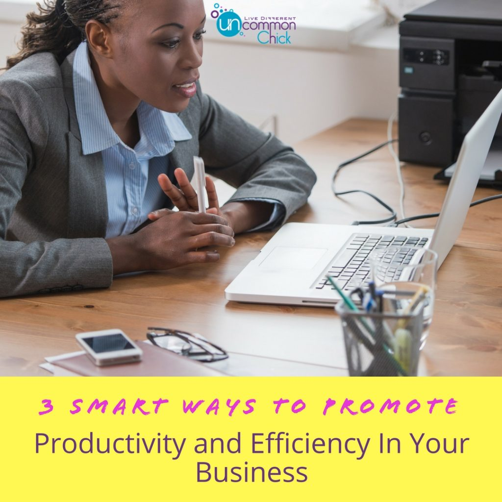 Smart Ways to Promote Productivity in Business