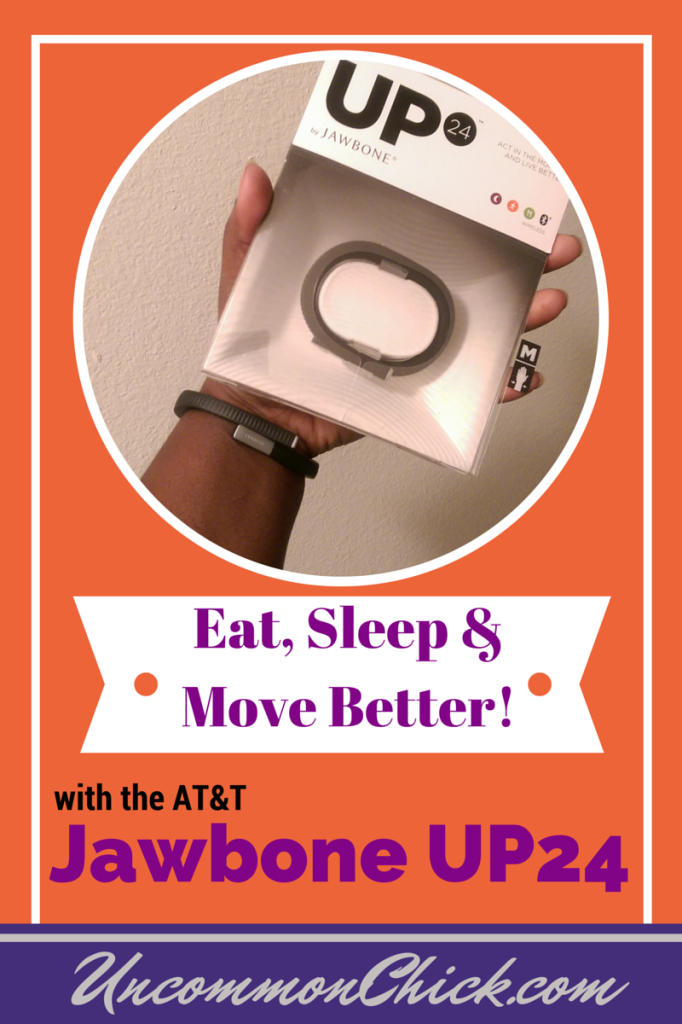 Eat Sleep And Move Better With The Jawbone Up24 Giveaway