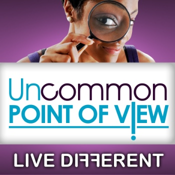 Uncommon Point of View podcast image