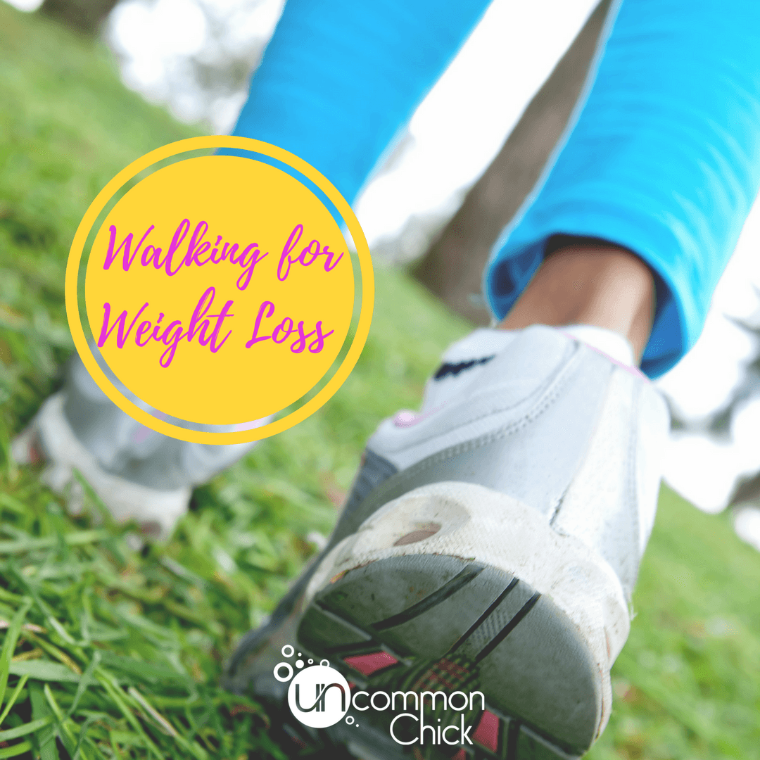 Walking-for-Weight-Loss