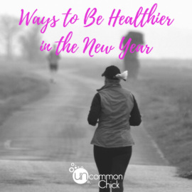 Ways to Be Healthier In The New Year