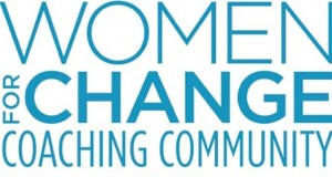 Women for Change logo