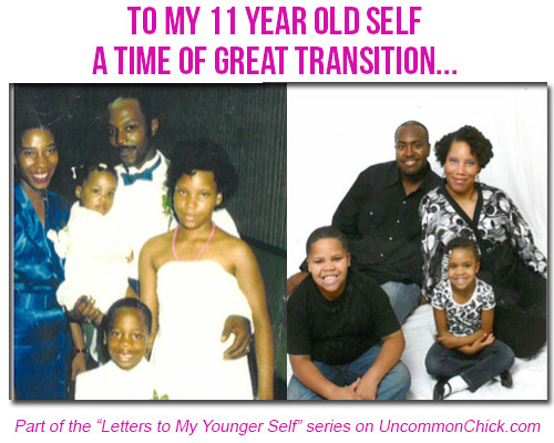 Dear Younger Self: A Time of Great Transition