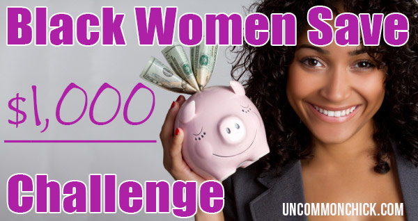 Can 1,000 Black Women Save $1,000?