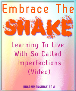 Embrace the Shake: Phil Hansen tells us how to live with so called limitations and imperfections (TED video)