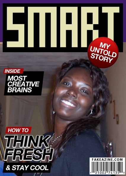 cover story dreams smart magazine lakesha brown