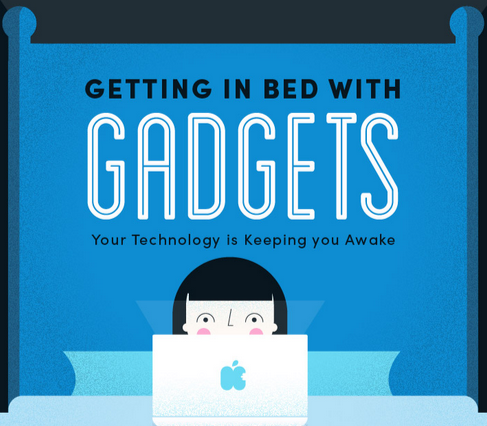 Getting in Bed with Technology: Is It Keeping You Awake?