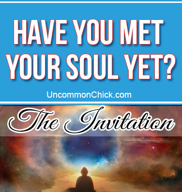 Have you met your soul yet? This poem, The Invitation, can help!