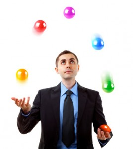 juggling to increase brain funtion
