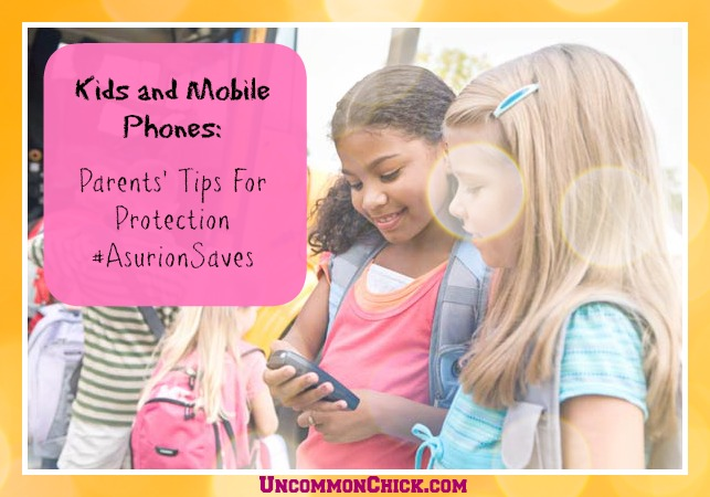Kids and Mobile Phones: Parents' Tips For Protection