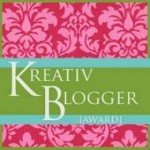 kreative-blogger-award uncommon chick