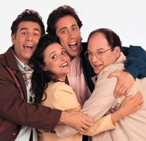 seinfeld group of characters - costanza correction