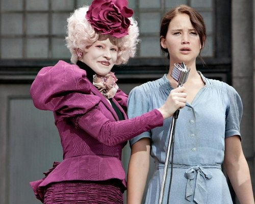 Hungry for Hunger Games?