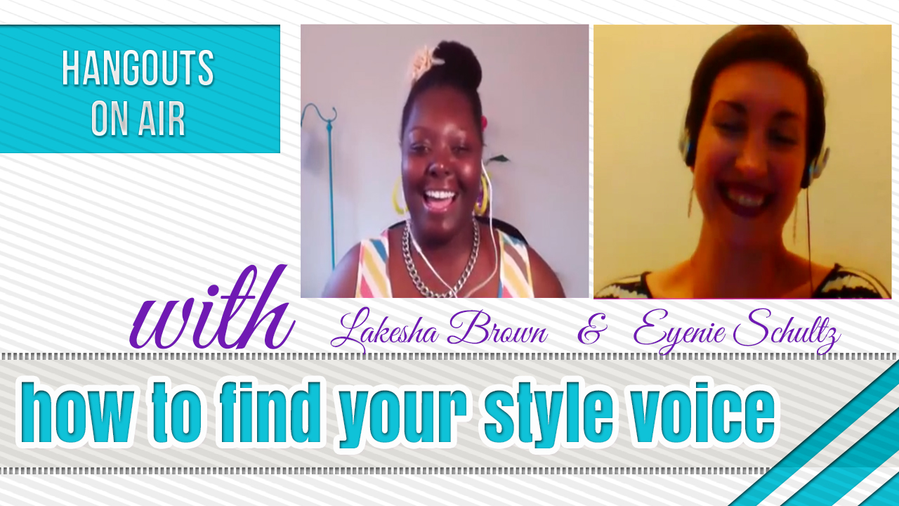How to Find Your Style Voice (Video)