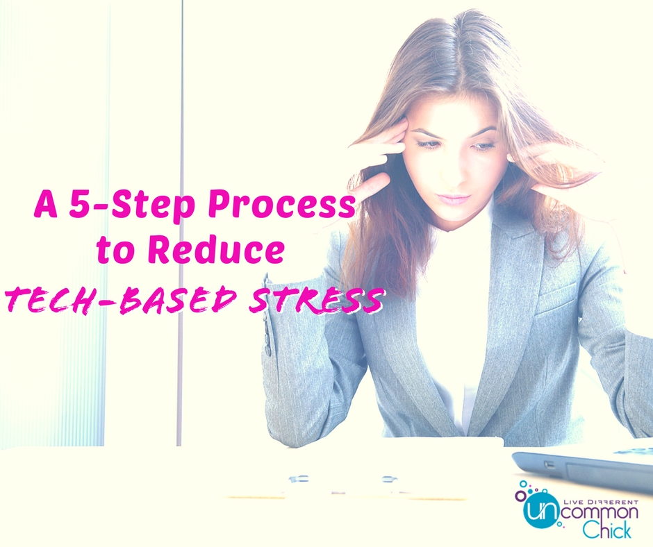 A 5-Step Process to Reduce