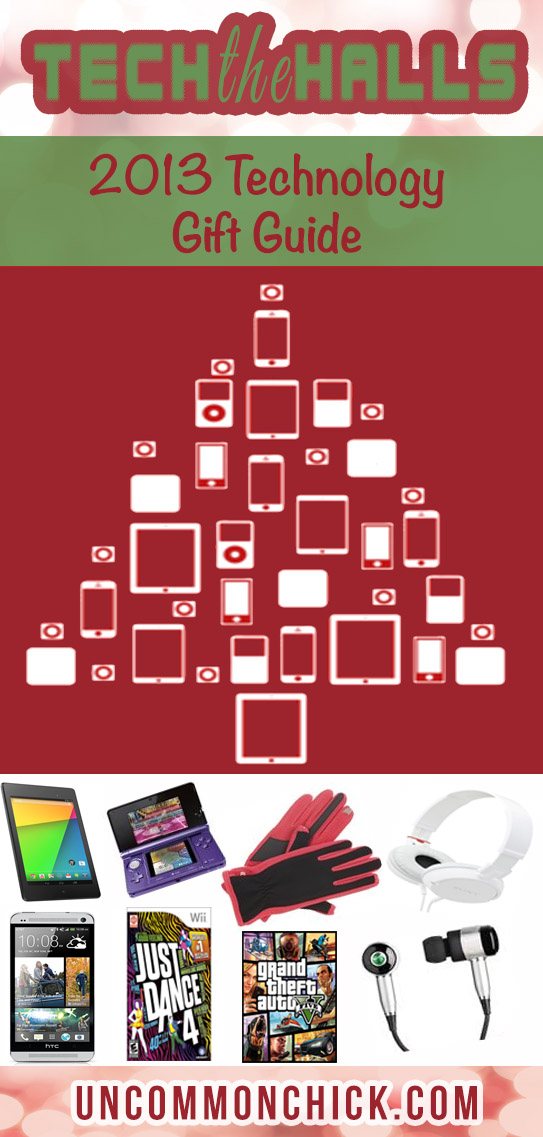 Tech The Halls: 2013 Technology Holiday Gift Guide