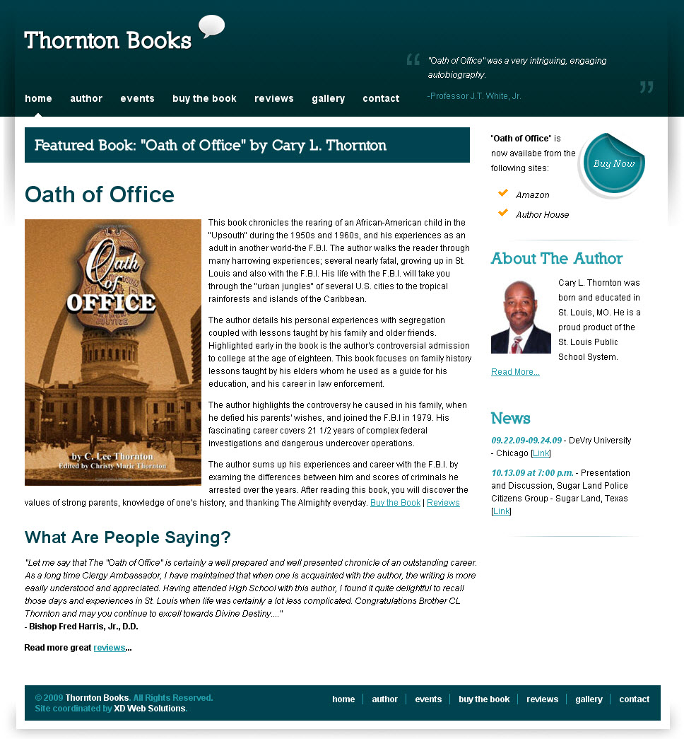 thornton-books