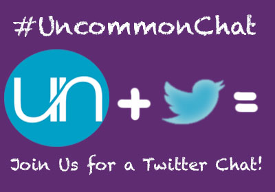 Those Three Words: Pre-Valentine's Day Twitter Party #UncommonChat