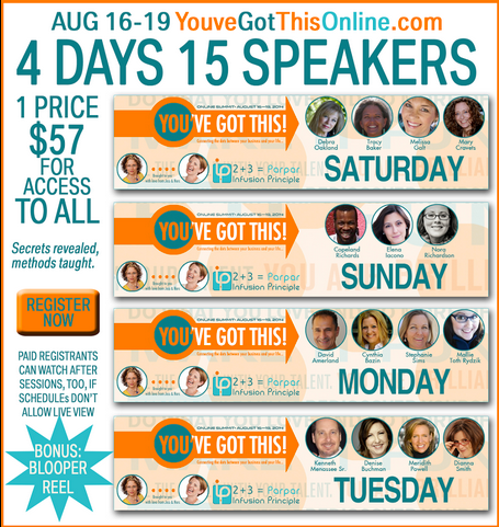 Making Business Fun with the #YouveGotThis Online Summit